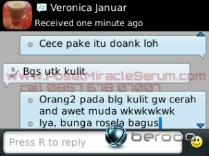 Jual 3 Days Miracle Serum