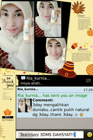 3 days miracle serum testimoni sds