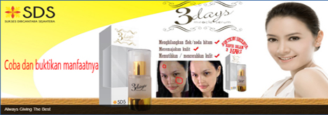 3 Days Miracle Serum Produk Terbaik Indonesia